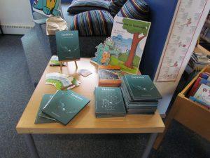 Tankino in der Bücherei Isenbüttel