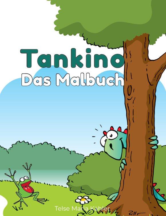 Tankino - Lustige Malvorlagen