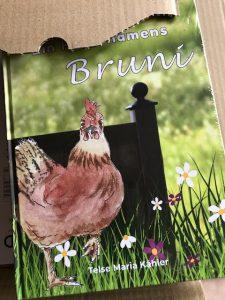 Ein Huhn namens Bruni - Telse Maria Kähler