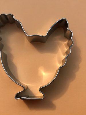 Ausstechförmchen Huhn